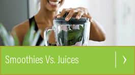 what are the benefits of a juicer