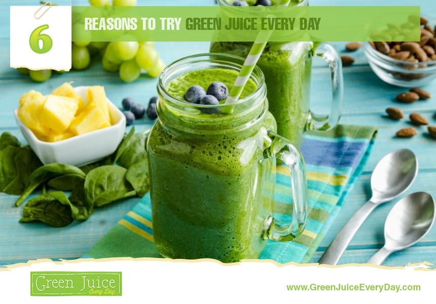 green juice benefits weight loss