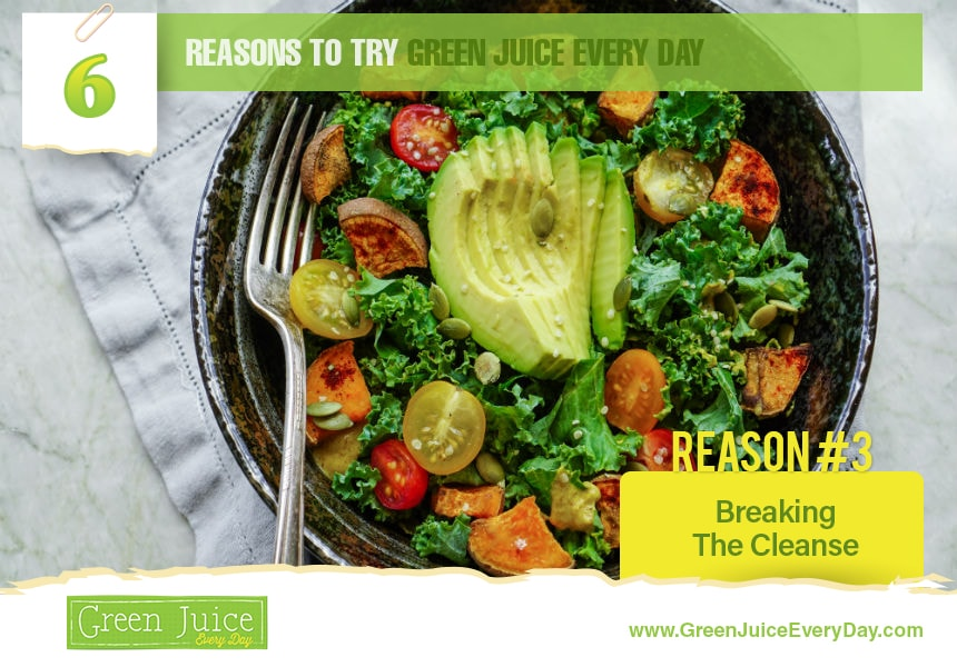 what does green juice do for your body