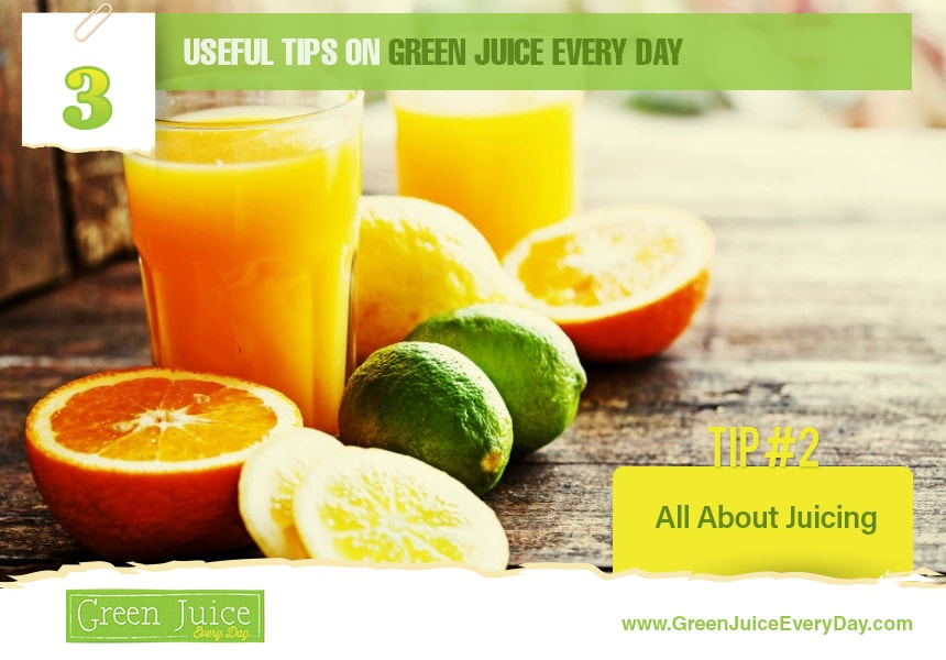 how do you make a good green juice
